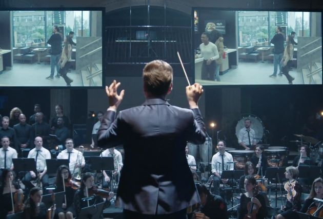 TBWA\NEBOKO Orchestrates a Musical Surprise for McDonald's Customers