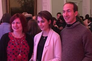 Elmaz Ekrem's 'The Law of The Sea' Gets an Oscar-Worthy Screening in Trafalgar Square