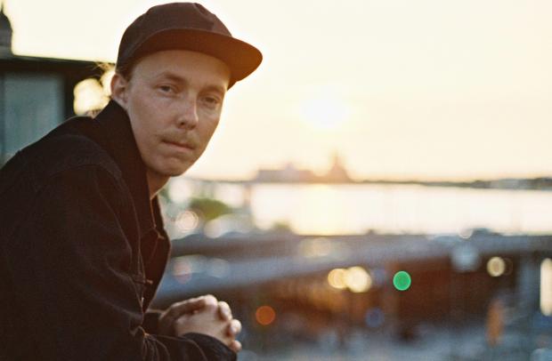 New Talent: Christoffer Borggren
