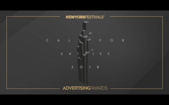 New York Festivals 2018 Call for Entries Open