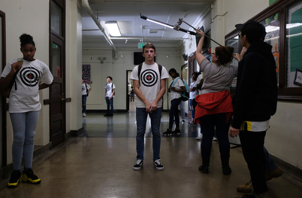 Students Ask 'Are We Next?' in Hard-Hitting Gun Control Campaign
