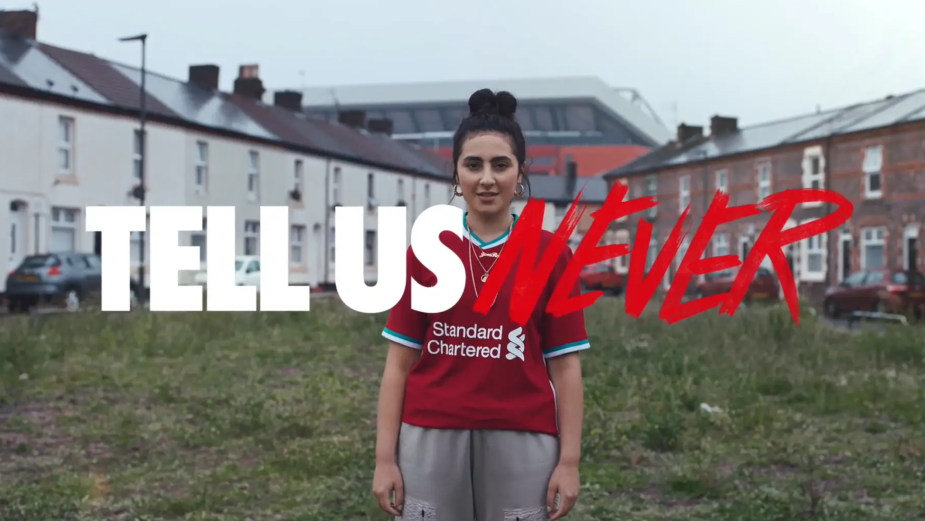 Your Shot: Nike's Epic Ode to Scousers