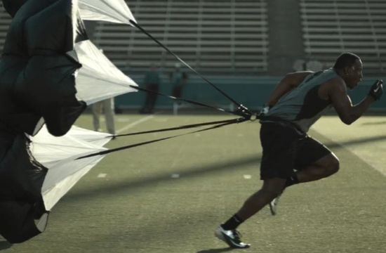 Speedy spot for Nike and Dick's Sporting Goods