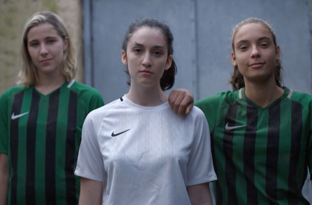 Nike Argentina Celebrates Female Football Players with 'Before That' Film