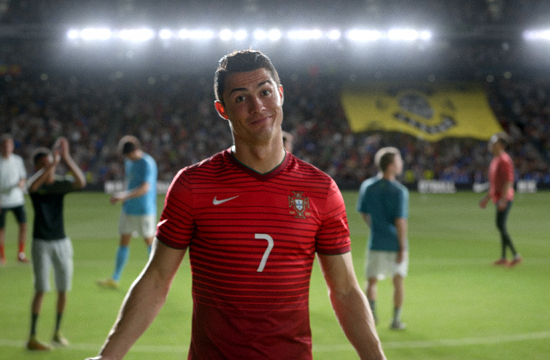 How Nike Turned a Park Kick-About into an All Star Football Match