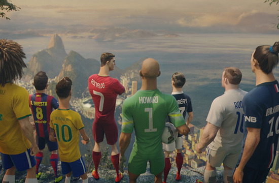 Has Nike Just Won the Ad World Cup with Animated Attack of the Clones?