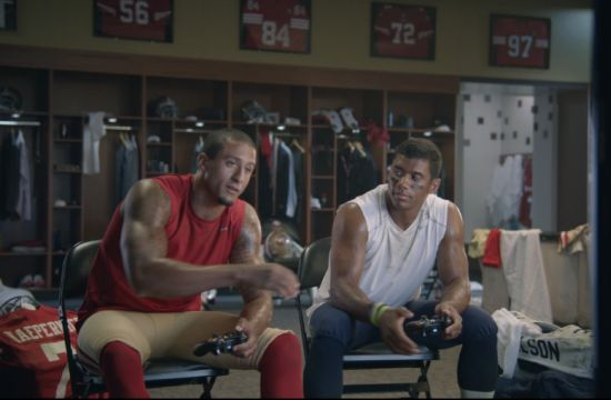 NFL Rivals Go Head-to-head for EA Sports