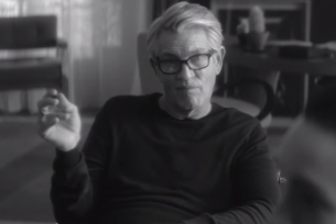 Eric Roberts is a Fashion Therapiste in Stylish New Kérastase Ads