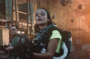 72andSunny's Epic New Call of Duty Trailer Gets Us the Hell Out of 2016