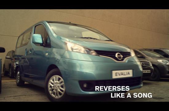 TBWA\India Unveils Nissan Evalia Campaign