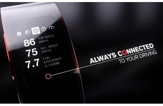 Nissan Unveils Nismo Smart Watch Concept