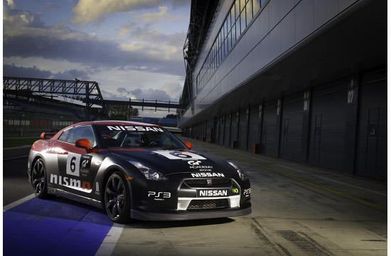 Nissan Teams with Sony Playstation