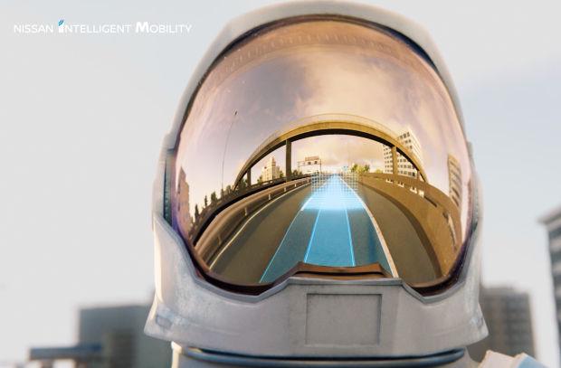 Nissan Qashqai Teases ProPILOT UK Launch with a Skateboarding Astronaut