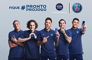 Nivea Men And Paris Saint-Germain Release Debut Ad to Celebrate Their New Brazilian Partnership