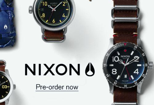 TBWA\Chiat\Day LA Partners With Watch Brand Nixon