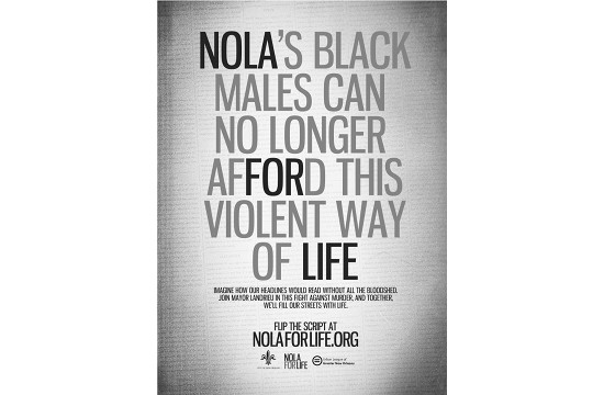 Spike DDB Launches Nola For Life