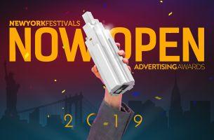 New York Festivals 2019 Advertising Awards Opens for Entries