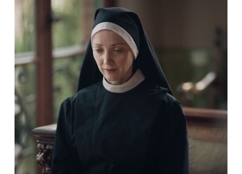 A Nun's Dirty Habit Revealed in Saatchi's Spot for Tide