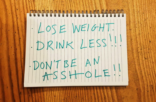 9 New Year's Resolutions for Adland