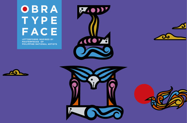 Ayala Museum Introduces Obra Typeface to Honour Iconic Filipino Artists
