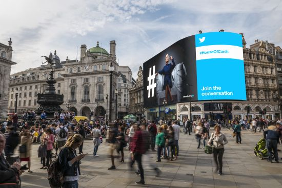 Study Shows How Piccadilly Lights Drive Brand Status and Positive Audience Emotion
