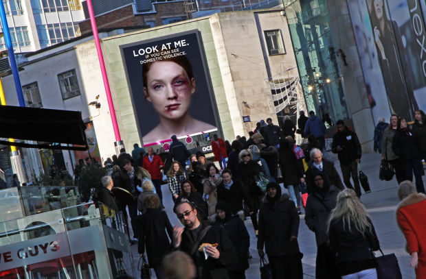 Women's Aid and Engine Secure Grand Prix in Ocean's 10th Anniversary DOOH Celebration