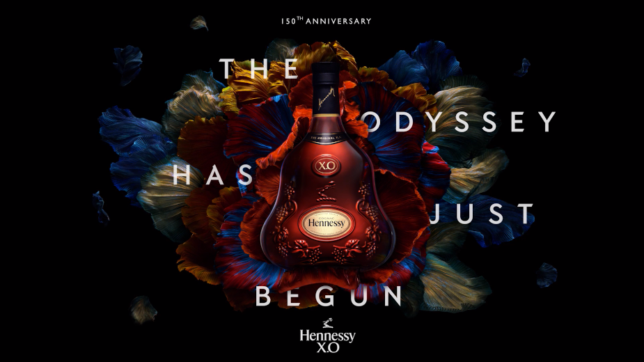 DDB° Paris' Vibrant Campaign Celebrates 150th Anniversary of Hennessy X.O