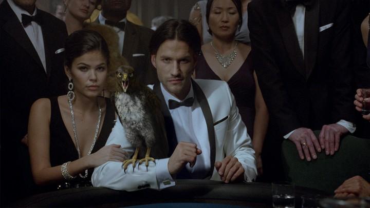 Old Spice Hawkridge 'Poker Face'