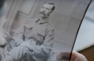 The Royal British Legion Recreates WWI Portraits for 2015 Poppy Appeal