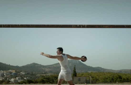 Lionel Goldstein Directs Olympia Spot for Canvas