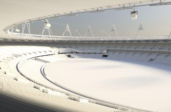 Framestore prepares for the Olympics