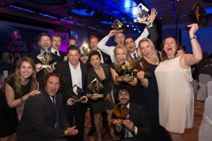 UK Takes Third Place with 10 Awards at Festival of Media Global