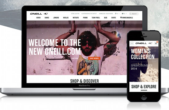 O'Neill Launches New Global Platform