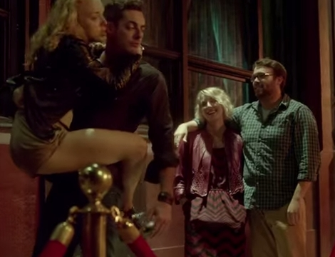Ignited Follows One of 'Those' Couples in Raunchy Sanük Ad