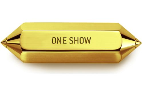 The One Show UK Gold Pencil Winners Announced