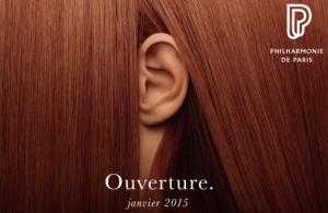 BETC Paris' Clever Play on Words for Philharmonie de Paris' Opening