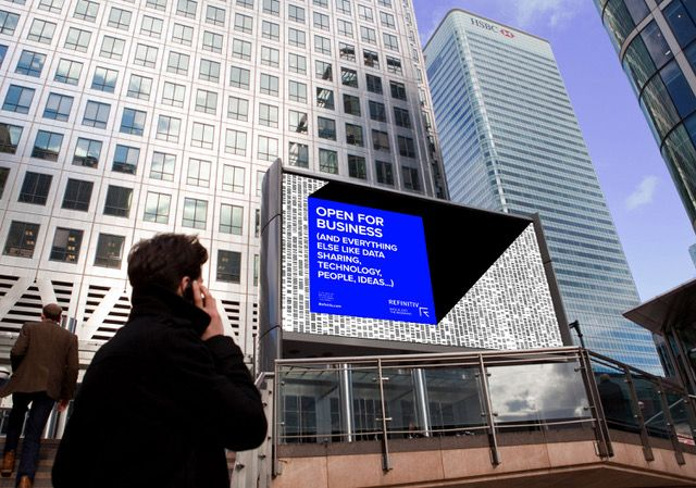 Fintech Company Refinitiv Chooses TBWA\London for Worldwide Advertising