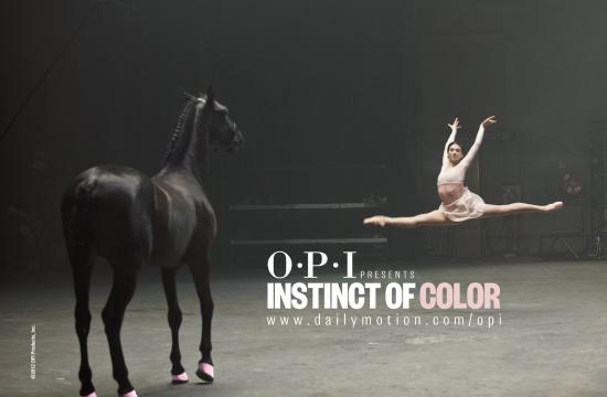 DAN Paris Equine Dance-Off for OPI