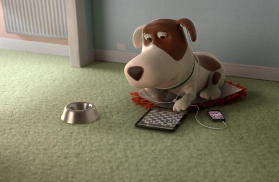 Meet HotSpot - He's One Smart Dog
