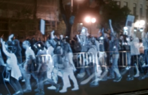 How DDB Spain Orchestrated the First Hologram Protest in History