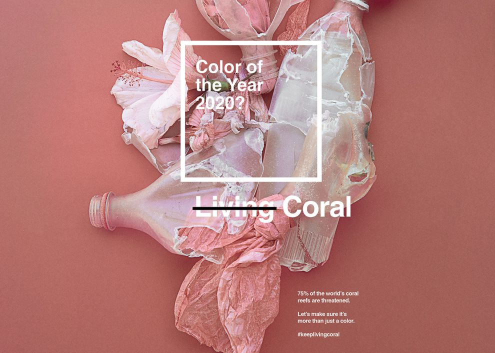 WWF Hungary Launches Movement to Protect Pantone's Colour of the Year