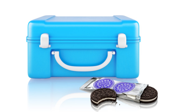 Oreo Helps Cheer Up Lunchboxes