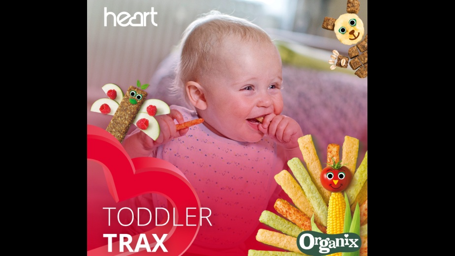 Organix and Heart Partner for New Pop-Up Station Designed for Toddlers' Tastes