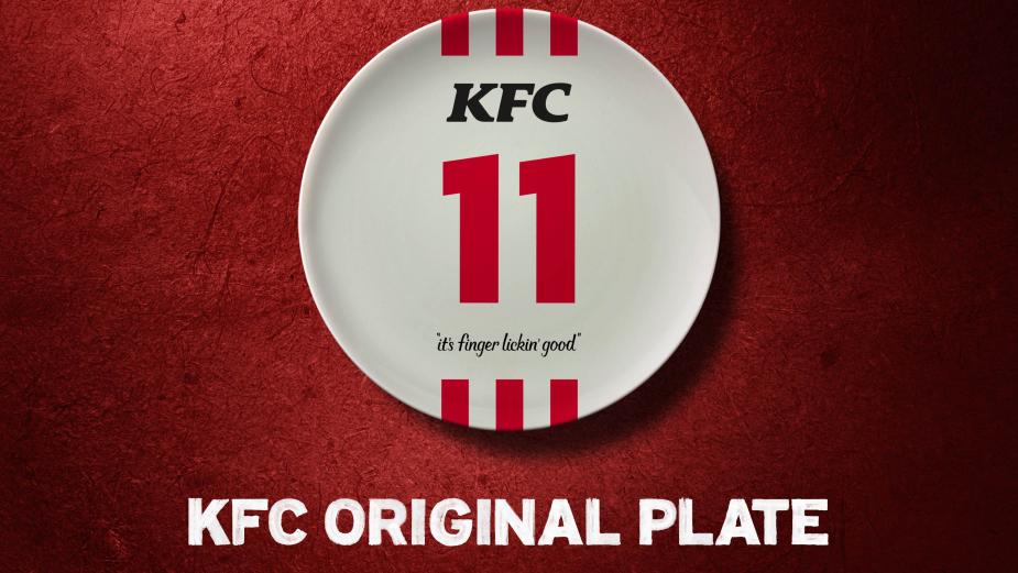 KFC Hijacks Road Transport Department's Car Plate Bidding with a Finger Lickin' Good Plate