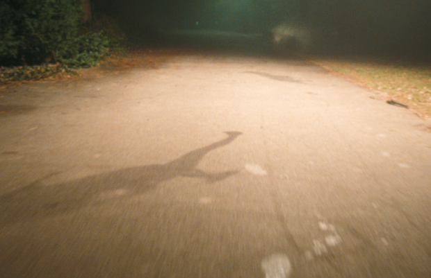 Invisible Jogger Reveals the Power of Night Vision for Volkswagen