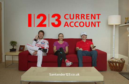Santander 123 by Havas London