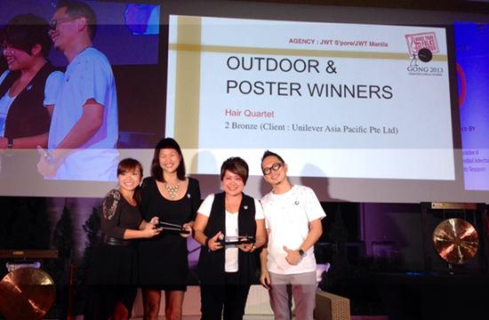 JWT Singapore Wins at CCA Awards