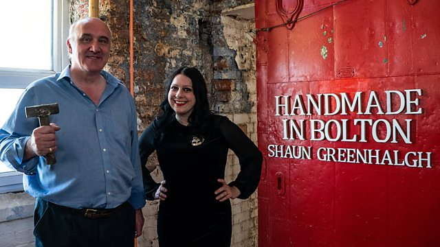 Manners McDade's Simon Russell Scores BBC Four's Handmade in Bolton