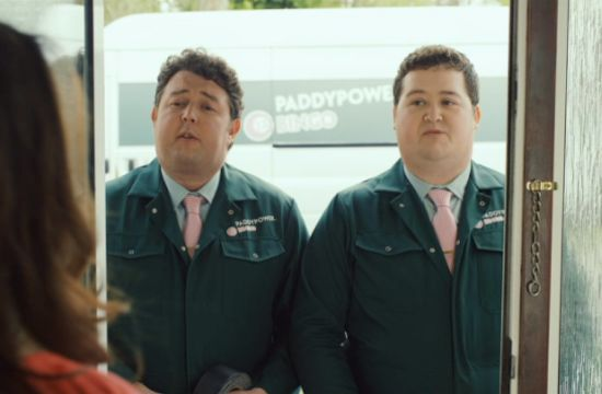Paddy Power's Husband Removal Service