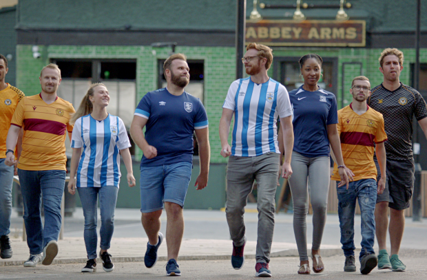 Paddy Power Continues Mission to 'Save Our Shirt' with Comedic TV Campaign